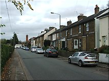 TQ4667 : Lower Road, St. Mary Cray by Chris Whippet