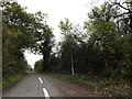 TL1312 : Cross Lane, Hatching Green by Adrian Cable