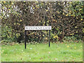 TL1311 : Beesonend Lane sign by Adrian Cable