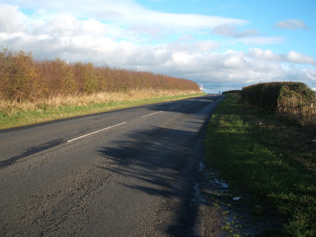 B6279 towards Darlington