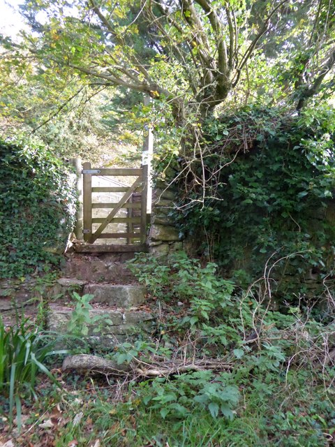 Gate on the John Musgrave Heritage Trail