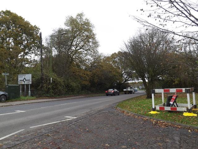 B487 Redbourn Lane, Hatching Green