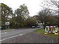TL1313 : B487 Redbourn Lane, Hatching Green by Adrian Cable