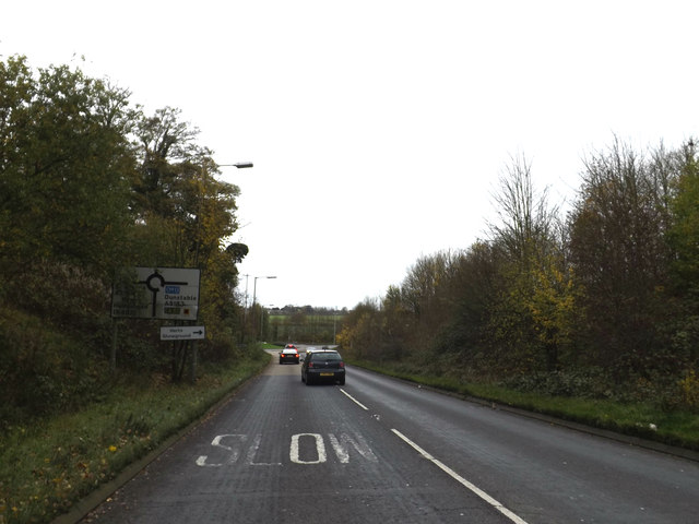 B487 Redbourn Lane, Redbourn