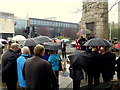 H4572 : Armistice Day event, Omagh (1) by Kenneth  Allen