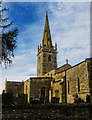 SK9760 : Remembrance Day at All Saints' church, Coleby by Andy Stephenson