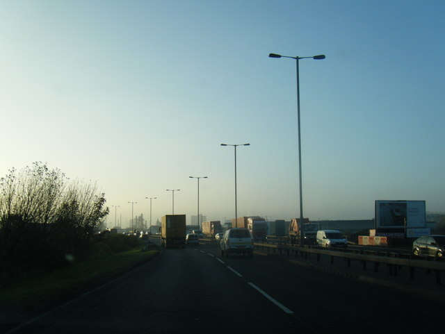 A66 at North Ormesby