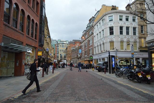 St Ann Street