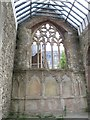 SU4211 : Ruined chancel of Holy Rood church, Southampton by Stephen Craven