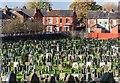 SD8701 : Moston Cemetery by Peter McDermott
