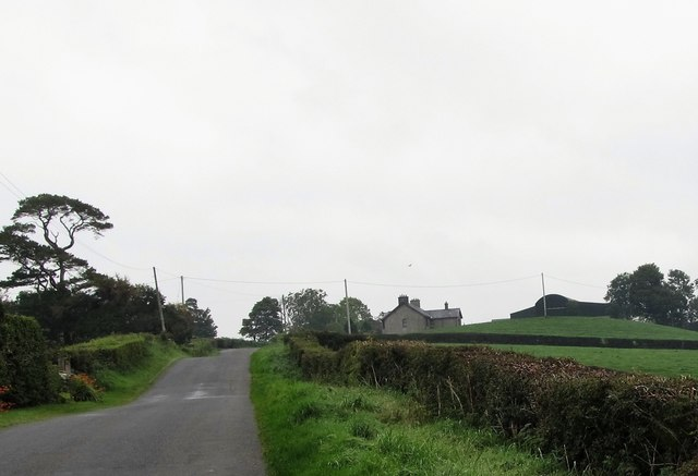 Farmhouse on Begny Hill Road