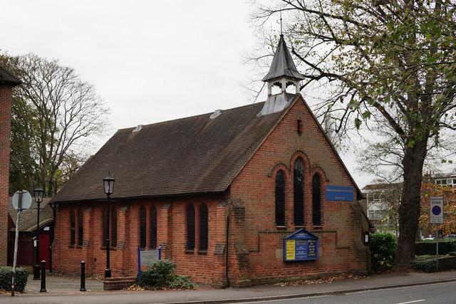 Emmanuel Evangelical Free Church, Farnham
