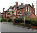 SO5175 : The Mount Guesthouse, Ludlow by Jaggery