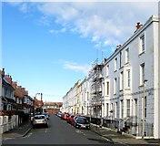 TQ3303 : Arundel Street, Kemp Town, Brighton by Simon Carey