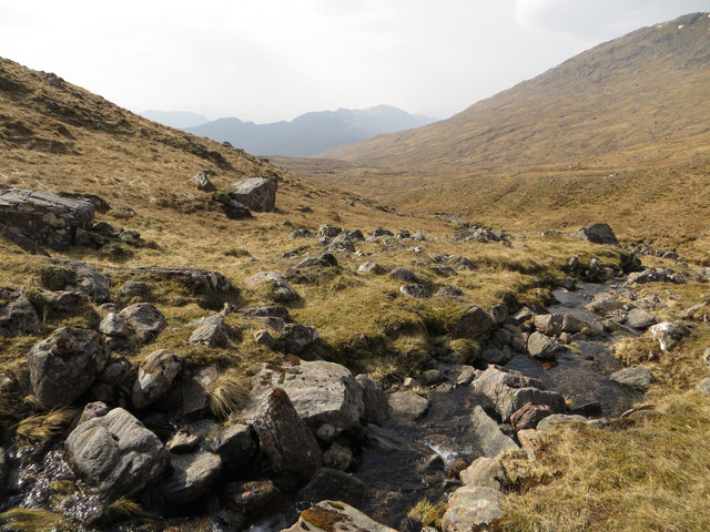 Tributary of the Allt Coire Mhàlagain