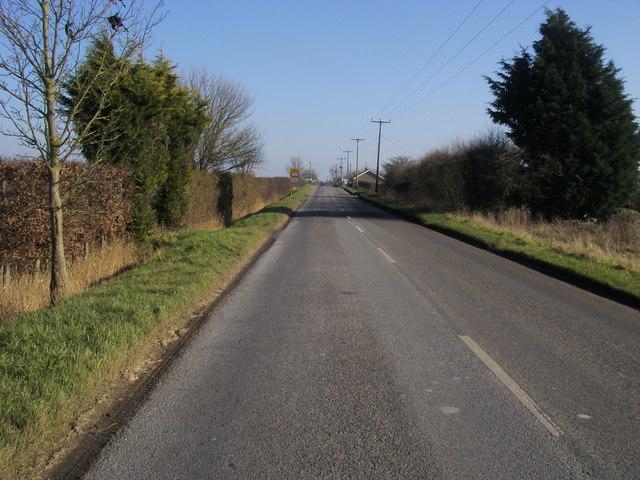 Bluntisham Heath Road