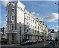 TQ2879 : 2-12 Chesham Street by Stephen Richards