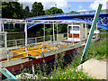 SO8071 : The Showman Pub - no more, Stourport, Worcestershire by Roger  Kidd