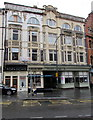 ST3188 : Popadoms and Dixie's, High Street, Newport by Jaggery