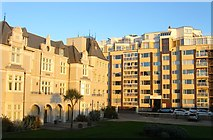 TQ3303 : The French Apartments, Marine Parade, Kemp Town, Brighton by Simon Carey