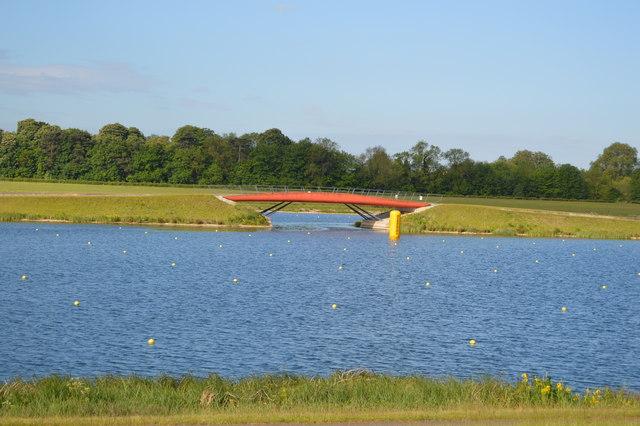 Bridge, Dorney Lake