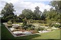 SE2797 : Herb garden, Kiplin Hall by Bill Harrison