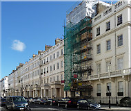 TQ2879 : 56-82 Eaton Place by Stephen Richards