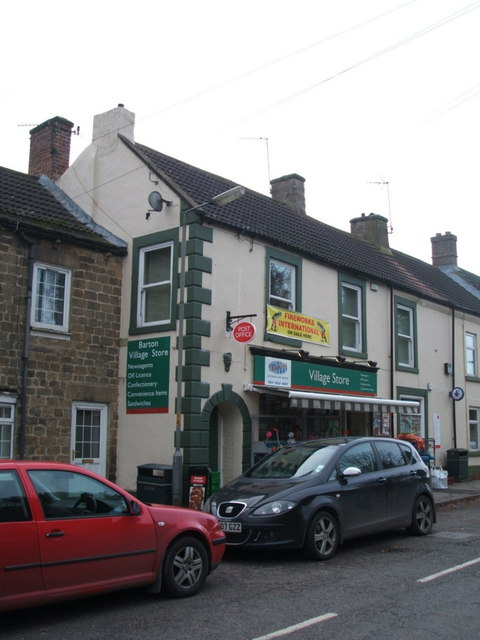 Barton Post Office and Village Store