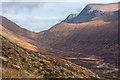 NN4572 : On the southern ridge of Beinn Eibhinn by Doug Lee
