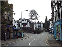 SD4096 : Kendal Road, Bowness-on-Windermere by Malc McDonald