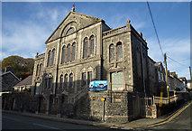 SH5638 : Porthmadog Chapel for sale by Arthur C Harris