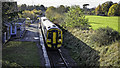NH8178 : North bound 158722 departing Fearn by Peter Moore