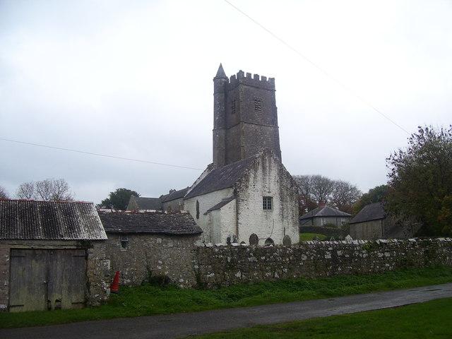 Carew Cheriton Church