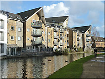 TQ2482 : Russell's Wharf Flats by Robin Webster