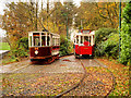 SD8303 : Historic Trams at Heaton Park by David Dixon