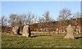 NJ5548 : Rothiemay Recumbent Stone Circle (3) by Anne Burgess