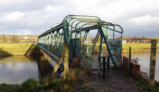 Jubilee Bridge, Salford
