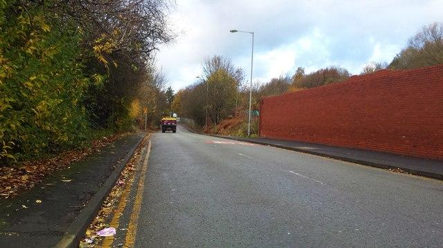 Kersal Vale Road, Prestwich