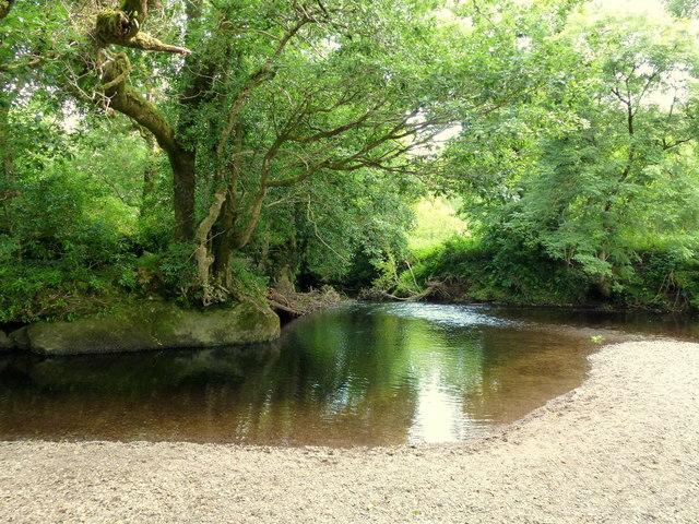 The Glengarriff River, 1