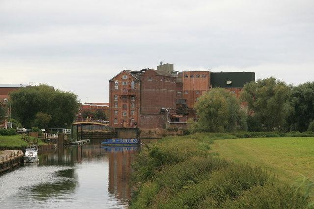 Healing's Mill, Tewkesbury