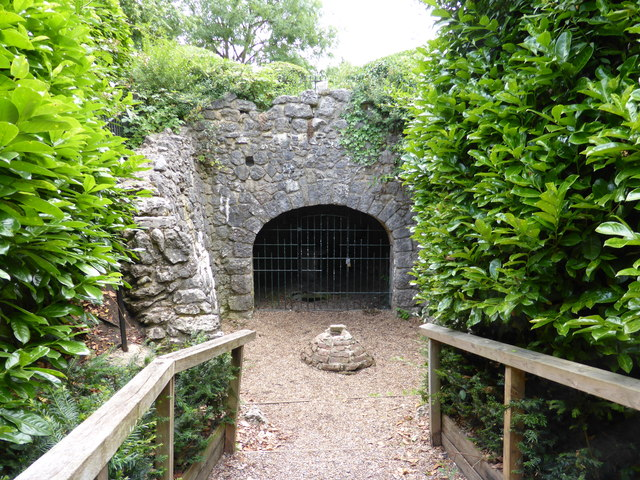 Marble Hill Park Grotto