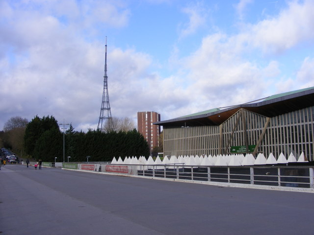 National Sports Centre View