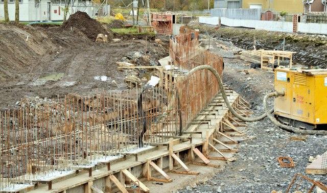 Connswater path works, Belfast - November 2015(9)