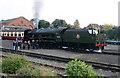 SO8376 : Severn Valley Railway - Royal Scot by Chris Allen