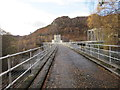 NH3857 : Luichart Dam by Euan Nelson