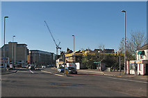 TL4658 : Newmarket Road by John Sutton