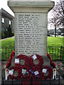 TL7182 : Roll Of Honour by Keith Evans