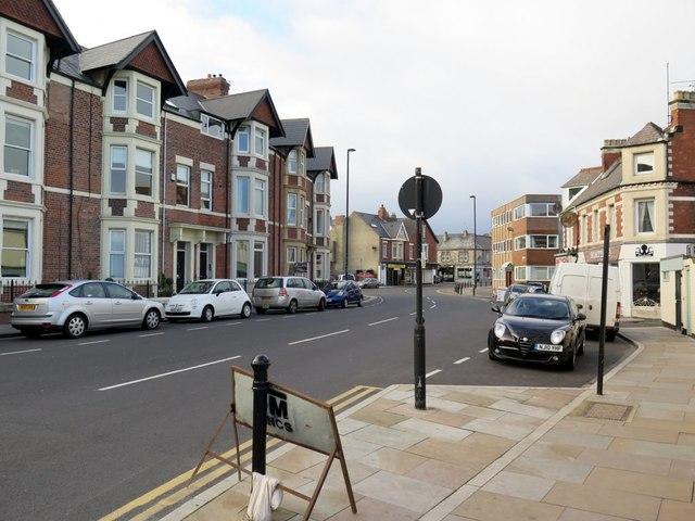 John Street, Cullercoats