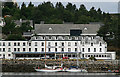 NG7627 : Lochalsh Hotel by Jo Turner