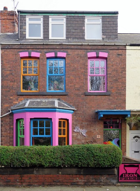 'Iron House', 5 Marden Terrace, Cullercoats
